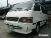 Picture 2003 Toyota HiAce Manual White Full-sized van