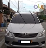 Picture Toyota Innova E 2013 Diesel (For Assume)