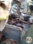 Picture Isuzu 4BC2 Engine With Transmission Updated!