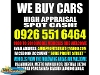 Picture We buy cars (spot cash) High APPRAISAL Guaranteed!