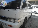 Picture 2008 nissan van with francise any route of...