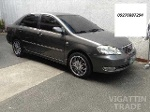 Picture Toyota Altis 2005 1.8g automatic