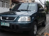 Picture Honda CRV A/T, Used, 2000, Philippines