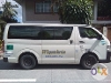 Picture Toyota Hi-Ace Commuter 2013 with UV express...
