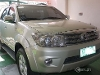 Picture Used Toyota Fortuner