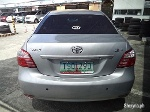 Picture 2012 Toyota Vios Manual Silver Sedan