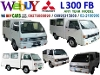 Picture We buy mitsubishi l300 fb deluxe exceed