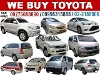 Picture Buy Toyota Cars Van Pick-Up AUV SUV