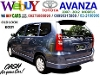 Picture We buy toyota avanza (new look edition -2014...