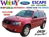 Picture Ford Escape Old Look 2003 - 2008 models