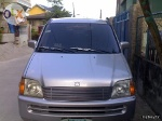 Picture Honda Step Wagon Silver VAN