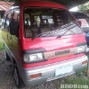 Picture Multicab Van for only Php450 a day