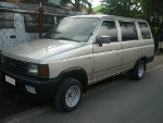Picture 210,000 isuzu hilander sl-diesel manual!