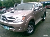Picture 2007 Toyota HiLux Manual Metallic Brown Pick-up