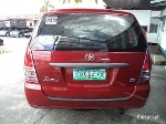 Picture 2006 Toyota Innova J Manual Red SUV