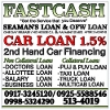 Picture Get money fast - we offer car loan and car...