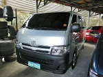Picture 2011 Toyota Hi-Ace Commuter