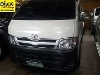 Picture 2011 Toyota Hiace Commuter