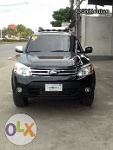 Picture 2013 Ford Everest 4X2 Manual