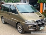 Picture For sale: hyundai starex svx van - model - php...
