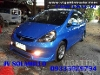 Picture Honda fit royal blue