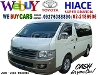 Picture Toyota Hiace Super Grandia New Look Body