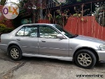 Picture Honda City Type Z 2002 1.5