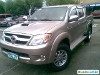 Picture Toyota Hilux Manual 2007