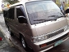 Picture Nissan urvan 2005 model caravan rush