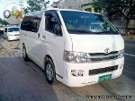 Picture 2011 Toyota Commuter - Manual Transmission D-4D...