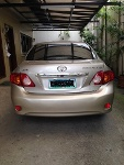Picture For sale toyota altis 1.6G AT Model