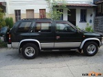 Picture Nissan terrano 4x4 manual 2.7 diesel, Used,...