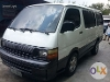 Picture Toyota hiace commuter