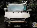 Picture Used 96 Mdl Toyota Hi Ace Van For Sale 250,000