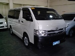 Picture Toyota Hi-Ace Commuter 2.5 manual diesel 2013