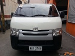 Picture 2014 Toyota Hiace Commuter 2.5 Diesel MT, Used,...