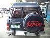 Picture 1999 Nissan Patrol Manual Blue SUV