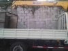 Picture 6 Wheeler Boom Truck For Sale at Low Price