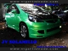 Picture Honda Fit Green