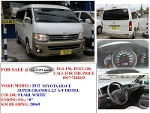 Picture 2012 Toyota Hi-ace
