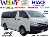 Picture We buy toyota hiace commuter (-2014model)