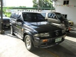 Picture 1997 Mercedes-Benz Musso