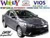 Picture Toyota Vios New Look 2014 model