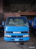 Picture Isuzu Elf Mini Dump Truck