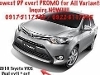 Picture 2016 toyota vios j 32k down only all in promo