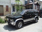 Picture Nissan terrano 4wd 2.7l turbo diesel manual....