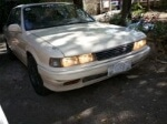 Picture Mitsubishi Galant Super Saloon Manual 69k only