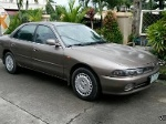 Picture Mitsubishi Galant Super Saloon Manual Sale Or Swap