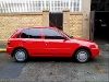 Picture Toyota Sedan Starlet RED