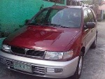 Picture Mitsubishi space wagon-lady owned